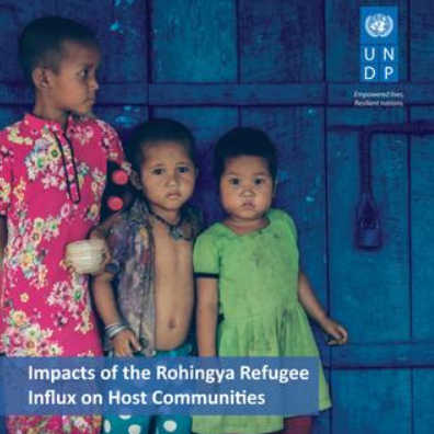 The Greening of Cox's Bazar – The Positive Impact of Liquified Petroleum Gas (LPG) distribution among the Refugee and Host communities