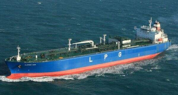 LPG To Be Used as Marine Fuel in The Shipping Industry